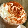 ゴディバのダークチョコレート コーヒートリュフ ショコリキサーを飲んできた