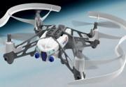 レゴブロックが積める小型ドローン Airborne Cargo がすごい