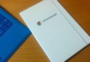 新型「Chromecast」日本での発売日。店頭アンケートでロゴ入りノートをいただいちゃいました