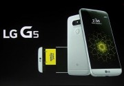 「LG G5」着脱式モジュールで追加バッテリーやカメラユニットが搭載可能なAndroidスマートフォンフラグシップモデル